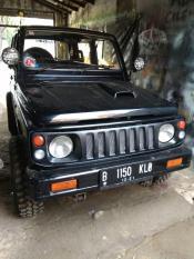 Grill Buat Mobil Suzuki Jimny Katana