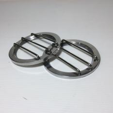 Spesifikasi Gril Tutup Speaker Mid 3 Stenlis Sepasang Lengkap