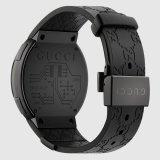 Gucci I-Gucci PVD and Rubber Watch 114207 - Jam Tangan Pria - Hitam ... b1fec80a5a