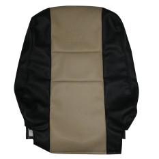 Gudang Leather - Sarung Jok Mobil All New Innova MBTECH - Cappucino Hitam