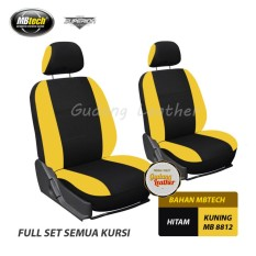 Gudang Leather Sarung Jok Mobil All New RUSH 2018 - MBTECH
