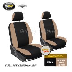 Gudang Leather Sarung Jok Mobil Innova Reborn Bahan MBTECH