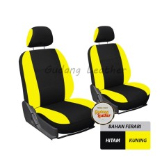 Gudang Leather Sarung Jok Mobil Kijang Kapsul SX/LX/SGX/LGX/KRISTA 1997-2004 - FERARI