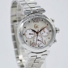 Guess Collection GC Y28001L1 - Lady Belle - Multifunction - Jam Tangan Wanita - Bahan Tali