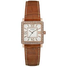 Rp 1.200.000. Guess Jam Tangan Wanita Guess W0829L4 Highline Brown Leather WatchIDR1200000