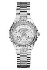Spesifikasi Guess W0111L1 Jam Tangan Wanita Silver Lengkap