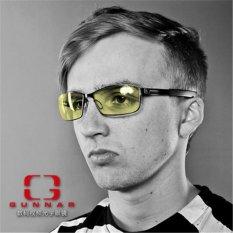 Beli Gunnar Vayper Optiks Eyewear Anti Blue Light Game Goggles Anti Kelelahan Kacamata Cocok Untuk Pria Dan Wanita Model Hitam Intl Online Murah