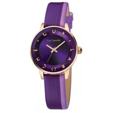 Guy Laroche - L1012-04 - Purple - Jam Tangan Wanita