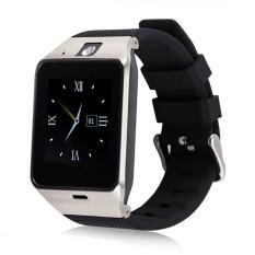 GV18 Smart Watch Sync Notifier Mendukung SIM Card untuk Android Ponsel 1.3 Juta Pixel Kamera SMS Alarm Clock Arloji- INTL