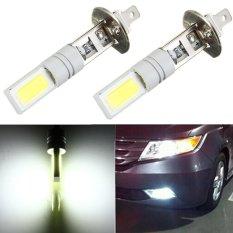 H1 80 W LED Mobil Fog Tail Lampu Utama Lampu Mengemudi Bohlam DRL Xenon Putih-Internasional