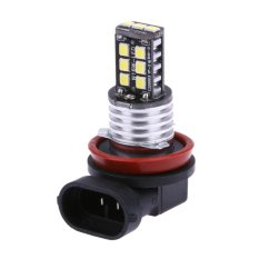 Kualitas H11 15 W Cahaya Terang Tinggi 15 Smd Led Lampu Kabut Mobil Mengemudi Lampu Lampu Cahaya Canbus Intl Vakind