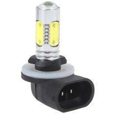 H27 881 White Light 12 V 7.5 W 5 Pcs SMD Chip LED Lampu Kabut Mobil-Intl
