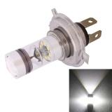 Harga H4 850Lm P43T 100 W Led Cahaya Putih Mobil Lampu Depan Siang Hari Running Light Bohlam Lampu Mengemudi Dc 12 24 V Intl
