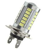 Spesifikasi H7 5630 33 Smd Led Putih 800 Lumen Lampu Kabut Mobil Siang Hari Lampu Drl Internasional Lengkap Dengan Harga