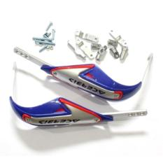 HANDGUARD CROSS ACERBIS BLUE