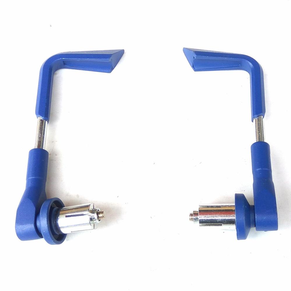 Handle Guard / Pro Guard / Handguard Import FULL Logam Babet - Bukan Plastik- Biru