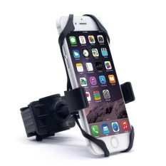 Jual Beli Handlebar Mount Holder 360°Rotating Universal Waterproof For Phone Bicycle Intl Baru Tiongkok
