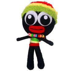 Hang-qiao Voodoo Gantungan Kunci Boneka Tas Pendant Keyring Gantungan Kunci Telepon Hadiah 1 #