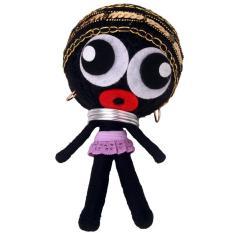 Hang-qiao Voodoo Gantungan Kunci Boneka Tas Pendant Keyring Gantungan Kunci Telepon Gift 2 #