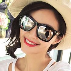 Kacamata Vintage Wanita Gaya Korea Kaliya