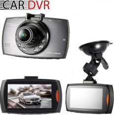 HD 720 P 2.4 ''Kamera Mobil LCD Night Vision G-sensor DVR Dashboard Dash CAM-Intl