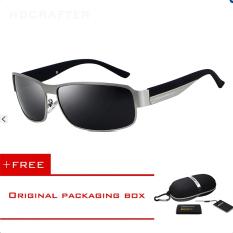 Harga Hdcrafter Kacamata Terpolarisasi Pria S Mengemudi Kacamata With Kotak Baru