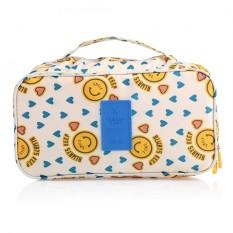 Kualitas Hdwiss Bra Underwear Cosmetic Packing Travel Luggage Organizer Storage Bag Intl Oem