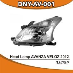 HEAD LAMP AVANAZA VELOZ 2012