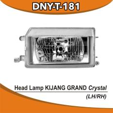 HEAD LAMP KIJANG GRAND CRYSTAL