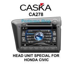 Head Unit / Audio Mobil / Tape Mobil Honda Civic (Caska CA278)
