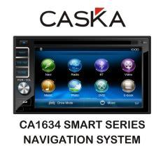 Head Unit / TV Mobil / Tape Mobil Caska CA1634 Untuk Toyota, Nissan, Honda, Suzuki, KIA