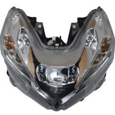 Beli Barang Headlight Assy Lampu Depan Reflektor Led Vario 125 Esp Vario 150 Esp Online