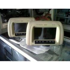 Headrest Head Rest Monitor / TV Jok Mobil - 7 Inch