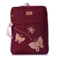 Heejou Bags Tas Laptop Backpack Vanessa Murah