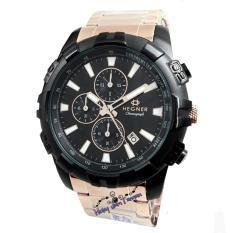 Hegner HG5035LC Jam Tangan Wanita stainless silver combi roseIDR1250000. Rp 1.400.750