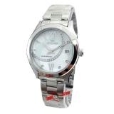 Review Hegner H1267L Jam Tangan Wanita Stainless Steel Silver Hegner Di Dki Jakarta
