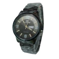 Harga Hegner H361 H Jam Tangan Pria Stainless Steel Hitam Dan Spesifikasinya