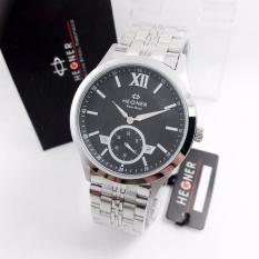 Hegner Hgr411 Original Watch Jam Tangan Fashion Wanita Stainless Strap Hegner Diskon 30