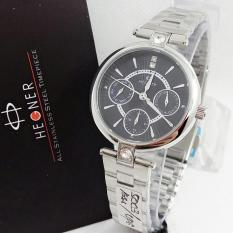 Hegner Hgr5003 - Jam Tangan Fashion Wanita - Original Branded 100% - Fiture Chronograph Active - St