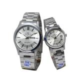 Katalog Hegner Jam Tangan Couple Silver Strap Stainless Hg 323 C Terbaru