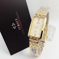 Ulasan Lengkap Tentang Hegner Jam Tangan Wanita Stainless Steel Hg 5004 Gold