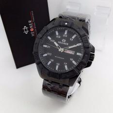 Review Pada Hegner Original Hgr366 Jam Tangan Pria Stainless Steel Black