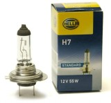 Review Hella Halogen Bulb H7 12V 55W Di Indonesia