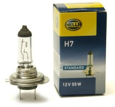 Beli Hella Halogen Bulb H7 12V 55W Hella Murah