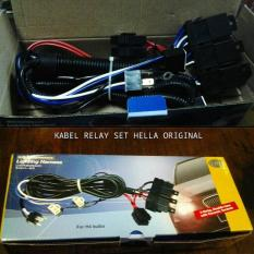 Cara Beli Hella Kabel Relay Set H4