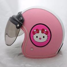 Dapatkan Segera Helm Anak Bogo Hello Kitty
