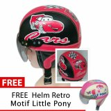 Harga Helm Anak Unyu Unyu Usia 1 5 Tahun Motif Cars Hitam Merah Free Motif Litle Pony Jbx Helmets Jawa Timur