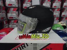 Helm Best1 Model INK Centro Hitam Doff