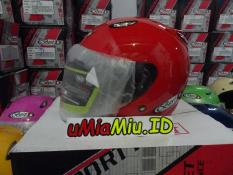 Helm Best1 Model Ink Centro Merah Ferari
