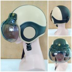 Harga Helm Bogo Anak Usia 2 6 Tahun Cream Hitam Jbx Helmets Terbaik